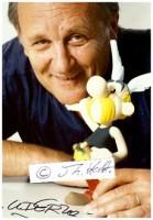 """ALBERT UDERZO (1927-2020) französischer Kultzeichner """"Asterix & Obelix"""""""